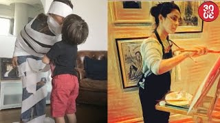 Priyanka's Newfound Hobby | Gauri Khan Shares A Picture With Her Son AbRam