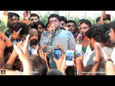 Mir Hasan Mir | Qalandar Saeen | @ Darbar e Hussain (as), Cantt Lahore 2017.