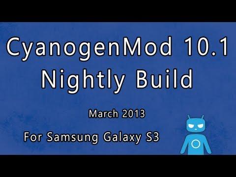 CyanogenMod 10.1 Nightly Build Review