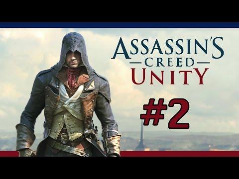 Assassin' s Creed Unity – Walkthrough 02 [ Séquence 1: Mémoire 2 ] Les états généraux