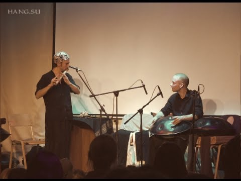 "Nadishana-Kuckhermann Duo, ""KHUBANANUKH"", live in St Petersburg"