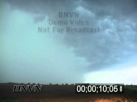 5/8/2004 Time Lapse Lightning Stock Video
