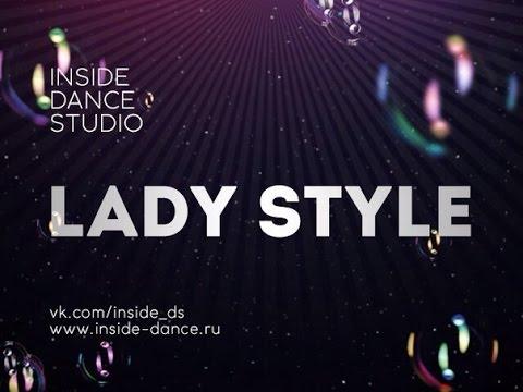 Презентация Inside Dance Studio | Diamond music hall | Lady style