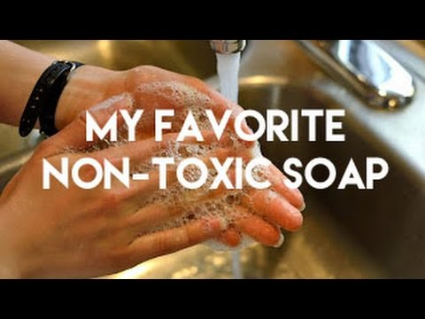A Green Alternative to Toxic Soap