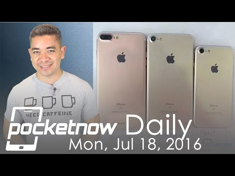 iPhone 7 Pro, 7 Plus and 7 leaked, Galaxy S7 Active ratings & more - Pocketnow Daily