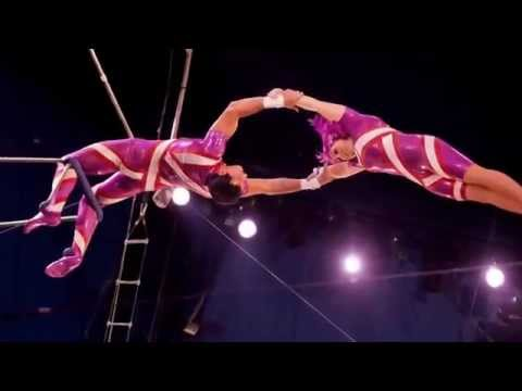 CIRCUS!!  Big Apple Circus Performs at Dulles Town Center in 2011