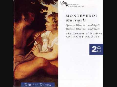 Монтеверди Клаудио - Ah! dolente partita