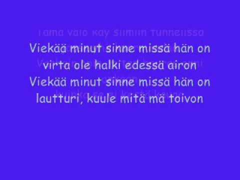 PMMP - Lautturi lyrics