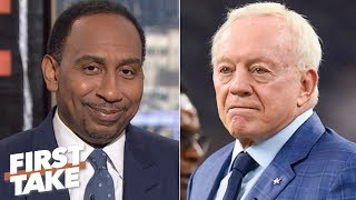 Stephen A.: Misery is coming for Cowboys fans | First Take