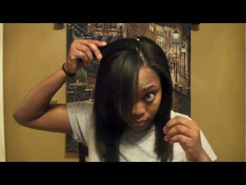 #3: Hair Extensions Tutorial (clip-ins) -