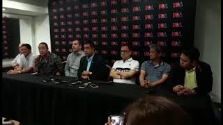 "Alfrancis Chua insists SMC lends players to Gilas: ""Yung ayaw magpaheram, hindi po totoo yan"""