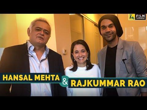 Rajkummar Rao & Hansal Mehta Interview with Anupama Chopra | Omerta