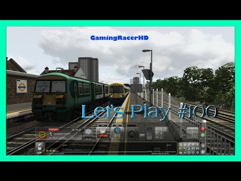 Train Simulator 2015 - Let's Play #100 - South London Network - A Special Run... [1080p 60FPS]