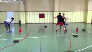 Emre Dagdelen, Personal Basketball Training Part 2