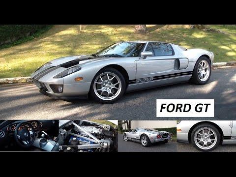 Garagem do Bellote TV: Ford GT