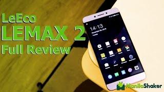 LeEco Lemax 2 Full Review + Camera Review
