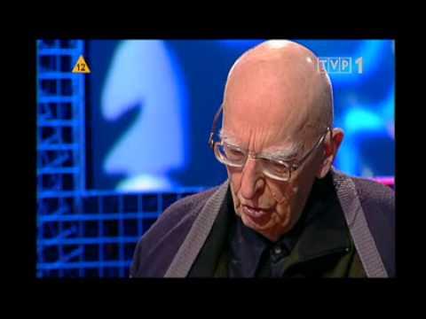 Prof. Bogusław Wolniewicz O Starości - TVP