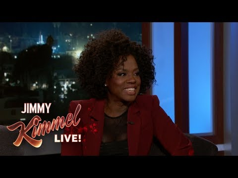 Viola Davis Dragged a Meeting Out for Free Sushi
