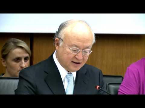 The IAEA Director-GeneraL Doctor Yukiya Amano On IAEA-Fukushima-Report At Year 2015 !!