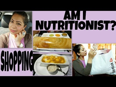 Am I Nutritionist? | Shopping in Reebok | Winter Collection | Fat to Fab Suman VLog