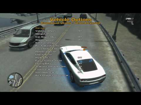 Gta iv orginal iso mod menu online xbox 360+Download