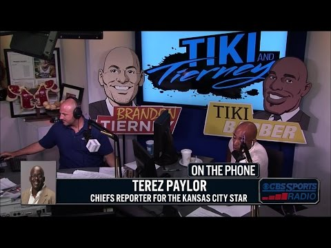 Terez Paylor of Kansas City Star joins Tiki and Tierney