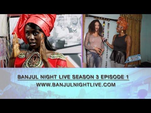 Banjul Night Live S03 EP1