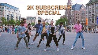 Kpop Random Play Dance in Amsterdam