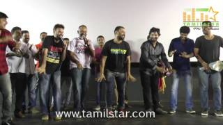 Chennai 600028 II  Movie Success Meet