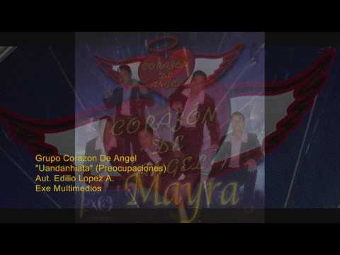Grupo Corazon De Angel De Cheranastico Michoacan  Pirekua video