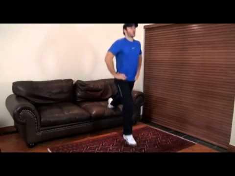 فيديو  تدريبات عنيفة لتقوية كل عضلات الجسم
