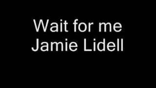 Watch Jamie Lidell Wait For Me video