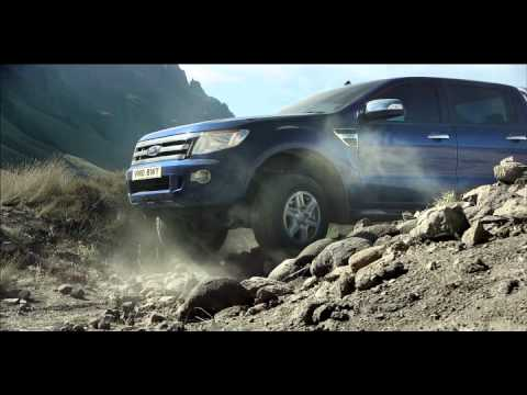 Nova Ford Ranger 2013 - The Global Ranger Challenge