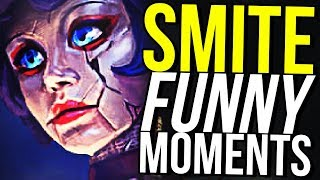 SMITE ASMR! (Smite Funny Moments)