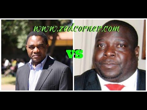 HH VS KAMBWILI - Let The People Talk Radio Phoenix  interview