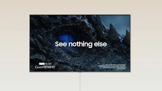 Musique pub Samsung QLED | See Nothing Else
