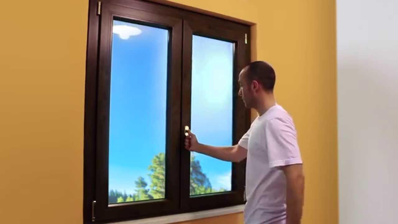 Mywindy montaggio fai da te come si monta una finestra in pvc youtube - Costruire una finestra in alluminio ...