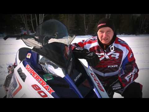 SLED TEST: 2012 Polaris Switchback 800 Pro-R