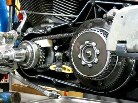 harley davidson fxst wiring diagram stator repair 2 of 9 breaking the compensator nut  stator repair 2 of 9 breaking the compensator nut