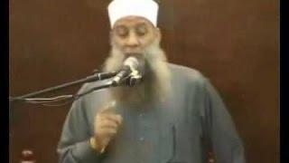 الشيخ الحويني يبكى بسبب قصة بين الفضيل وهارون الرشيد