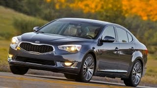2014 KIA Cadenza First Drive Review
