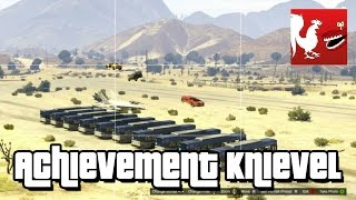Things to Do In GTA V – Achievement Knievel