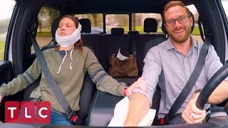 Danielle Gets Home from Wisdom Teeth Surgery | OutDaughtered