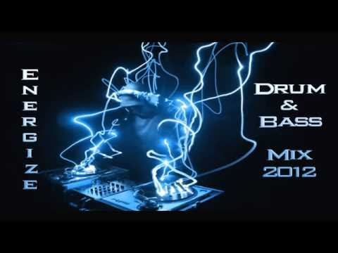  DRUM AND BASS  MEGAMIX I 2012