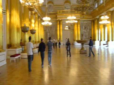 Movie-maker from London lays bare treasures of the Hermitage Museum ...
