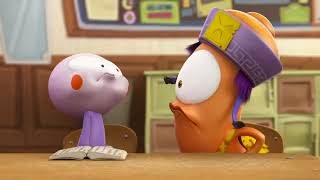 Funny Animated Cartoon | Spookiz | How To Read | Cartoon For Children