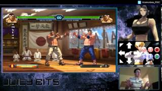 Juicy Bits - KOF13 Character Basics: Daimon