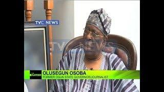 Big talk with Olusegun Osoba