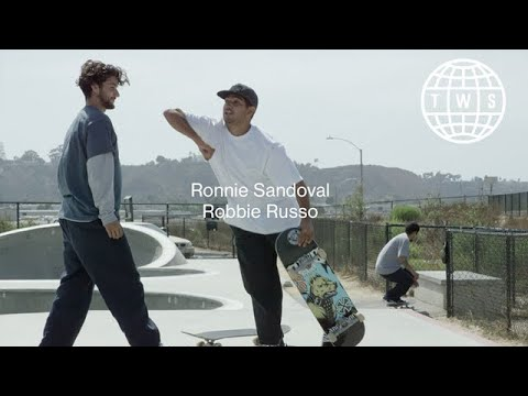 duets, Ronnie Sandoval and Robbie Russo
