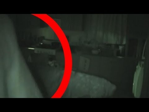 Funny Ghost Video (Ghost Caught On Tape)